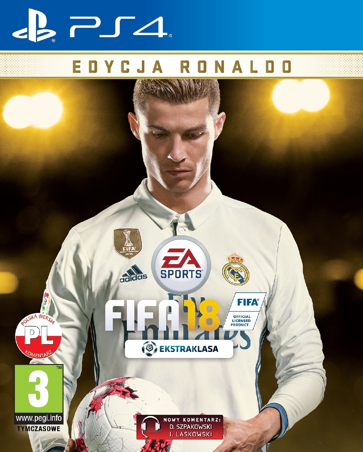 FIFA 18 Ronaldo Edition PL (PS4)